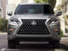 18 All New 2020 Lexus Gx 460 Spy Photos History