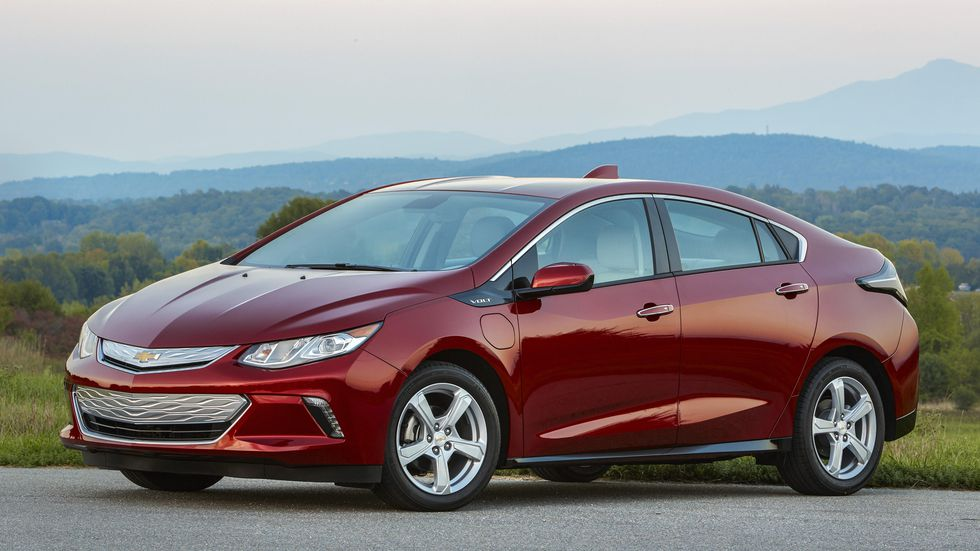 18 All New Best Chevrolet 2019 Volt Concept History
