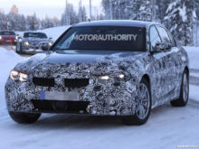 18 All New Spy Shots Bmw 3 Series Research New