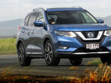 Nissan X Trail 2020 Review