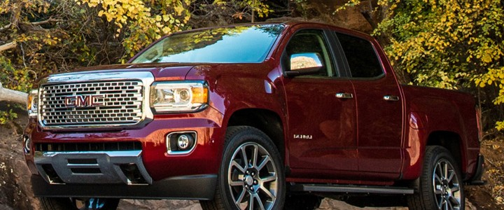 20 Best 2019 Gmc Canyon Denali Model