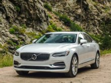 22 A Volvo S90 2020 Facelift New Review