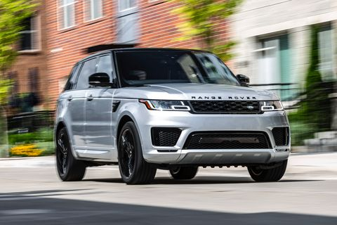 23 All New 2019 Range Rover Sport Redesign And Concept