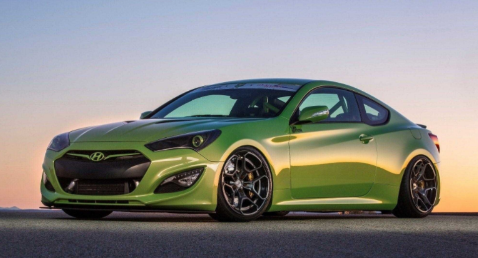 23 The Hyundai Coupe 2020 Review And Release Date