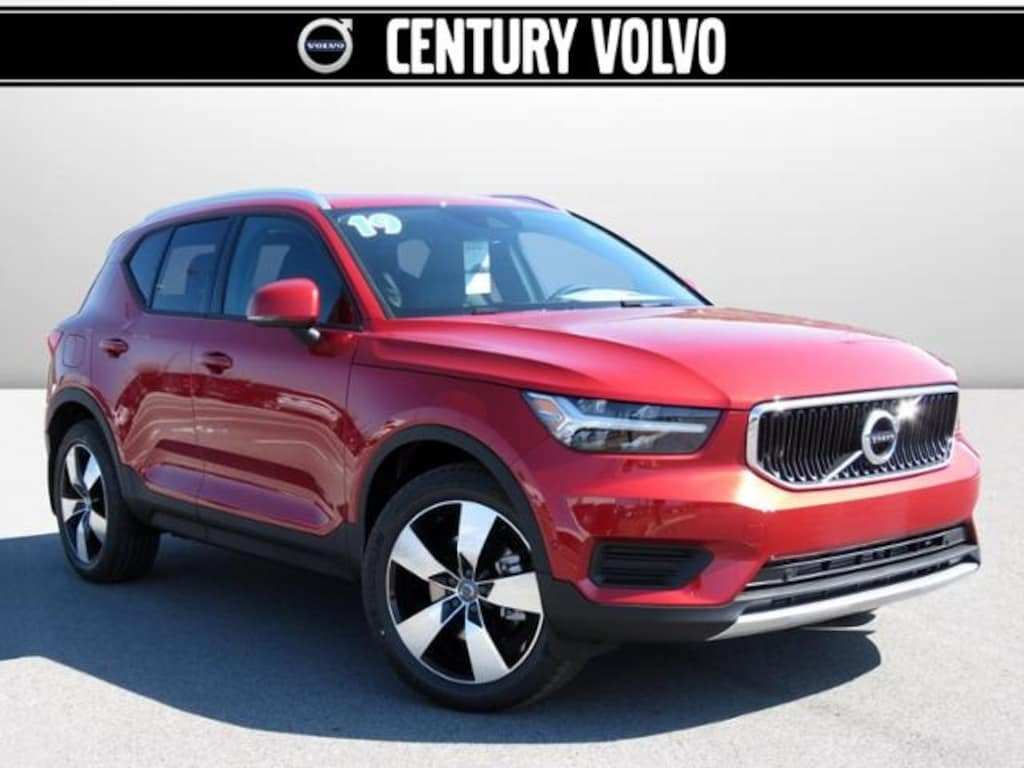 25 A New 2019 Volvo Xc40 Lease Spesification Wallpaper