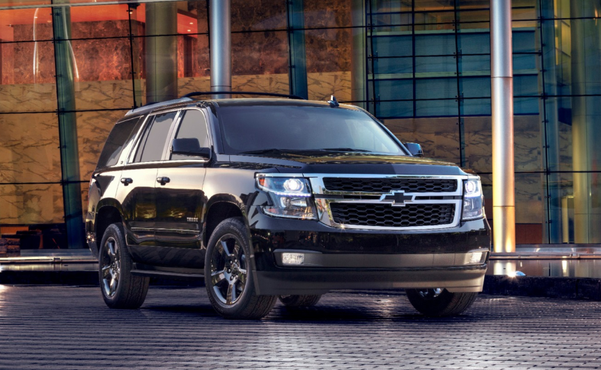 25 New 2020 Chevrolet Tahoe Release Date Pricing