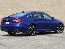 Honda 2019 Accord Coupe Review