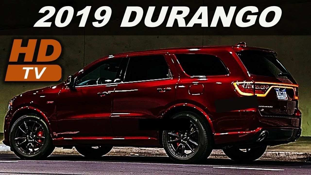 26 All New Best 2019 Dodge Youtube Spy Shoot Release