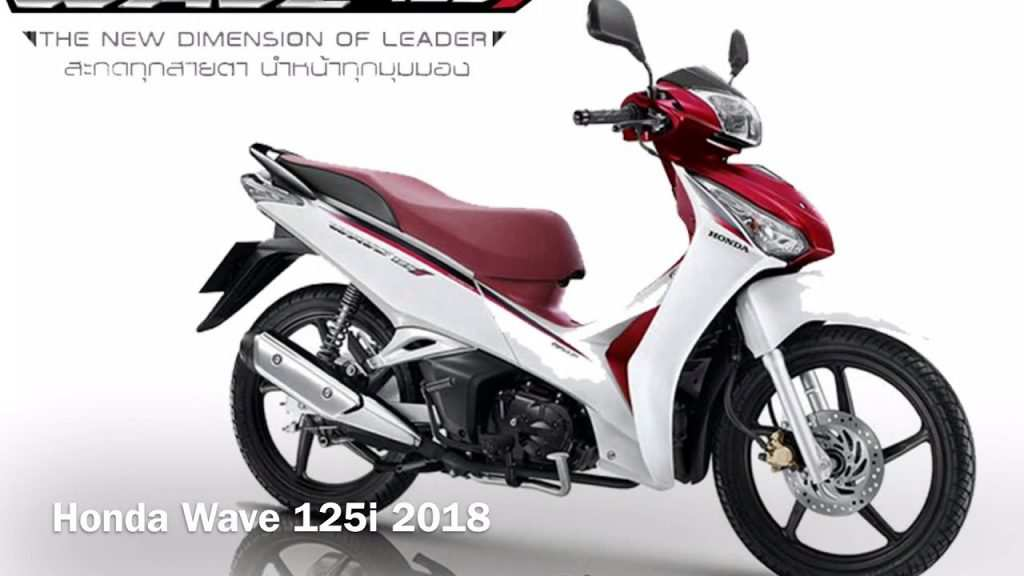 27 A The Honda Wave 2019 Review And Specs Concept