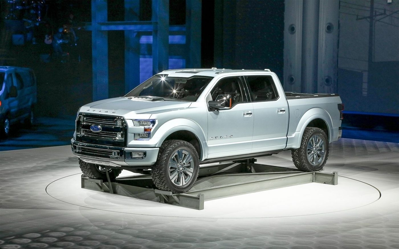 27 All New 2019 Ford Atlas Engine Concept