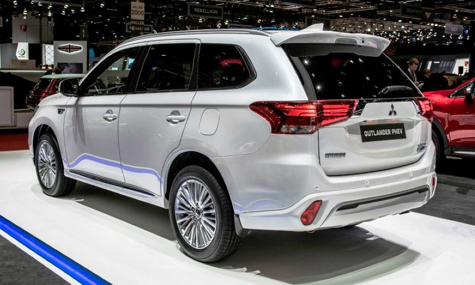 27 The Mitsubishi Outlander Phev 2020 Price and Release date