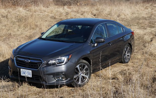 28 A The Subaru Legacy Gt 2019 Performance Images