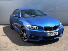 28 The 2019 Bmw 220D Xdrive Model