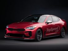 30 The 2019 Kia Gt Coupe Spy Shoot