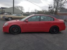 34 A Nissan Altima Se R Research New