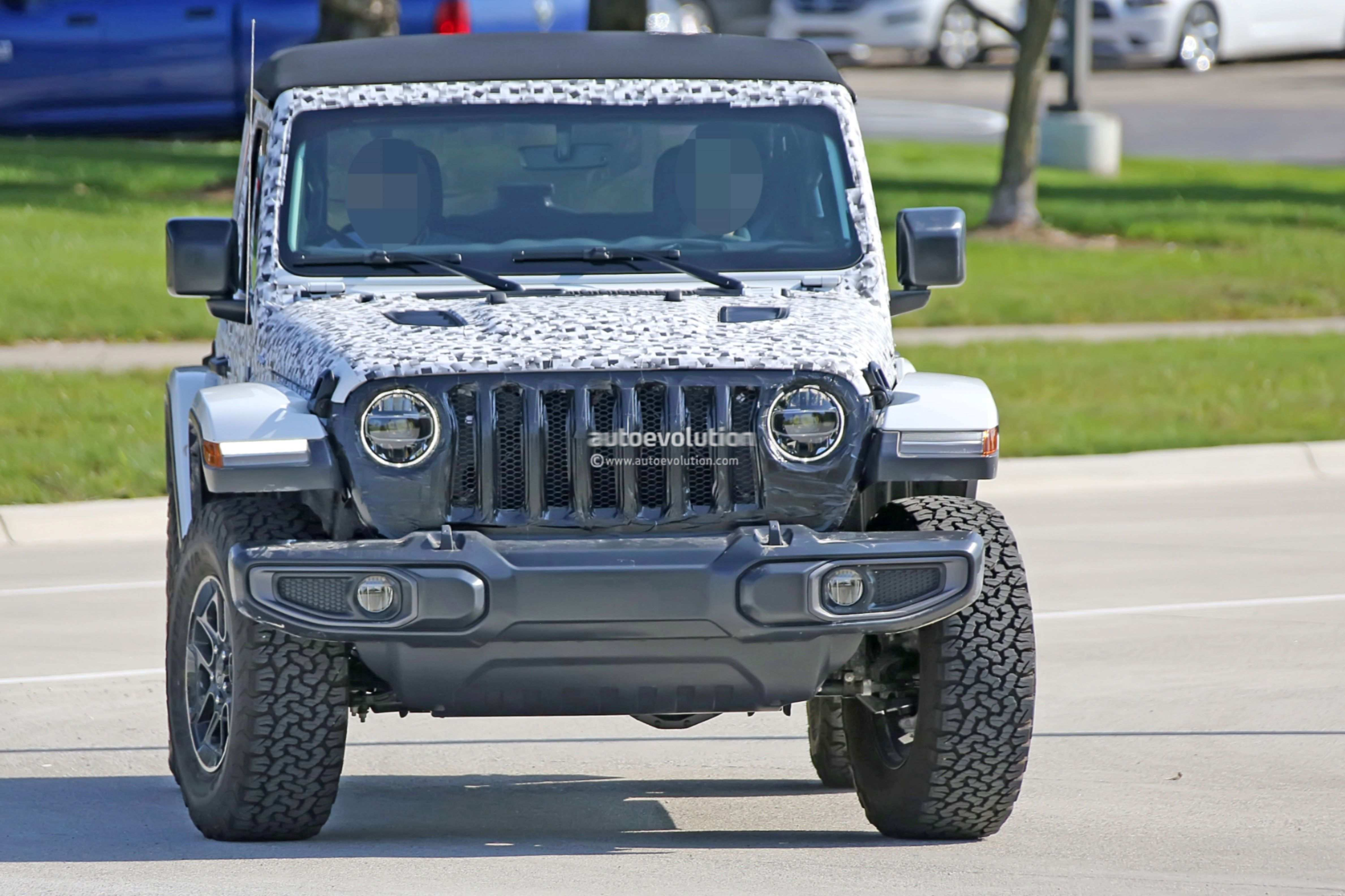 34 A Right Hand Drive Jeep 2019 Picture Release Date And Review Spy Shoot