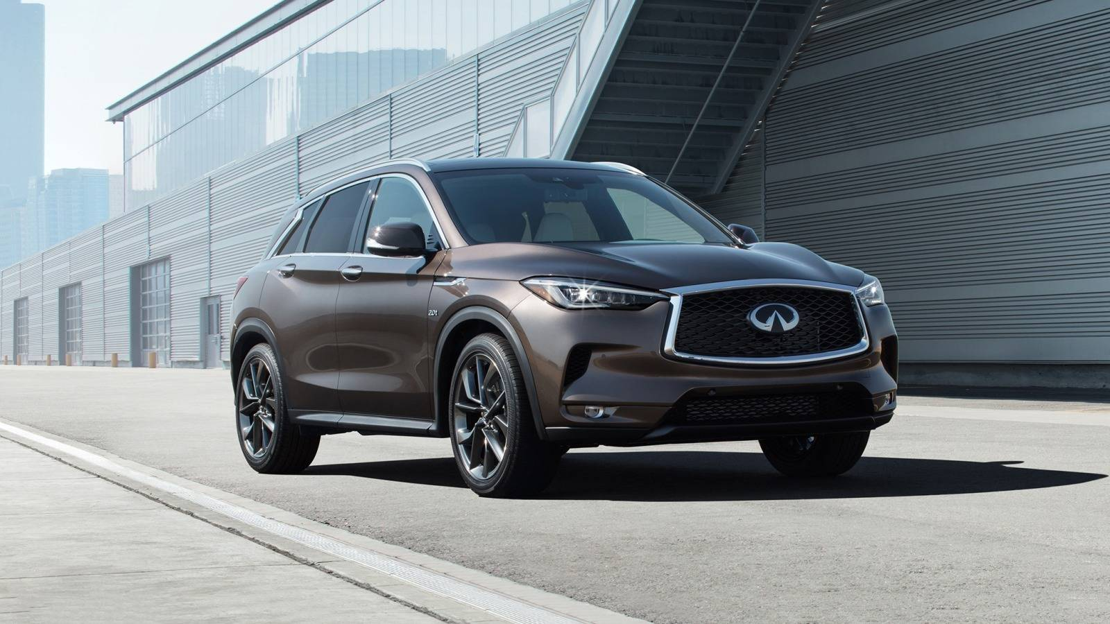 34 All New The Infiniti Qx50 2019 Trunk Specs And Review Performance And New Engine