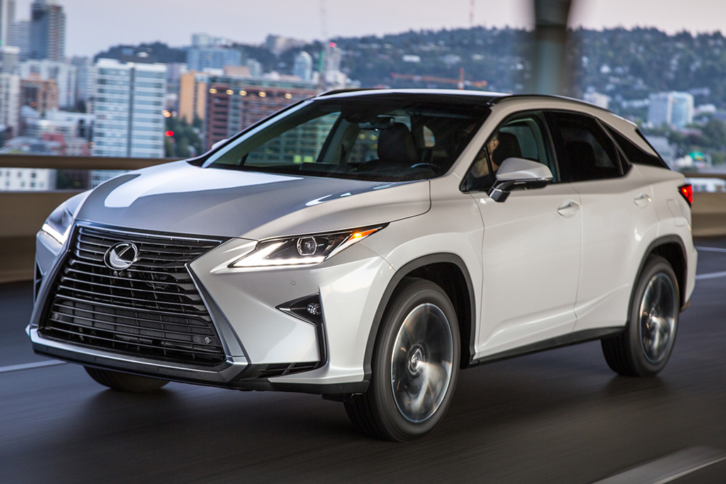 34 New Best Rx300 Lexus 2019 Release Date Interior