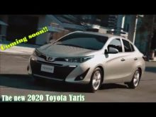 34 New Toyota Yaris 2020 Concept Overview