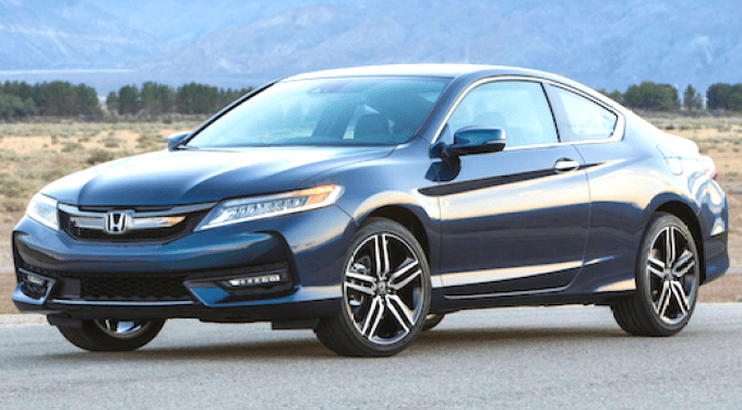 35 The Honda 2019 Accord Coupe Review Images