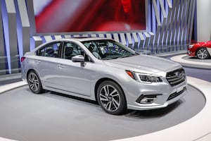 37 All New The Subaru Legacy Gt 2019 Performance Engine