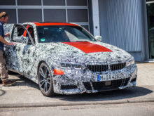 37 New Spy Shots Bmw 3 Series Redesign