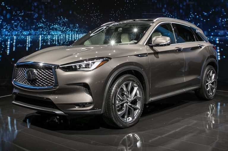 39 All New New 2019 Infiniti Qx50 Horsepower Review Review