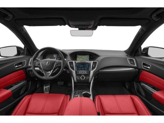 39 The 2020 Acura Tlx Interior First Drive