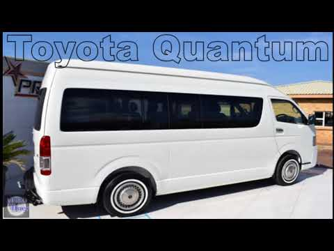42 A New Toyota Quantum 2020 Price Specs And Review