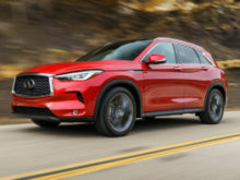 43 All New New 2019 Infiniti Qx50 Horsepower Review Redesign and Review