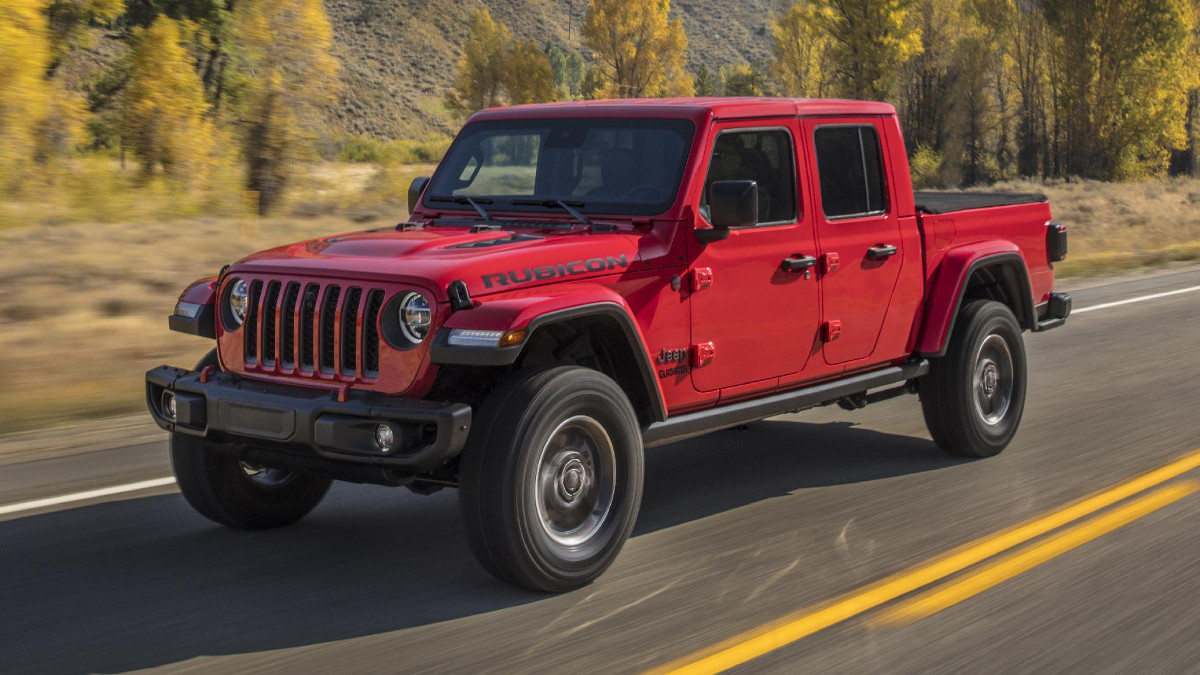 43 New 2020 Jeep Gladiator Fuel Economy Price and Release date
