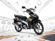 45 A The Honda Wave 2019 Review And Specs Speed Test