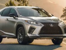 45 All New 2020 Lexus Rx Release Date Picture