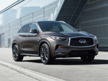 45 New New 2019 Infiniti Qx50 Horsepower Review Concept