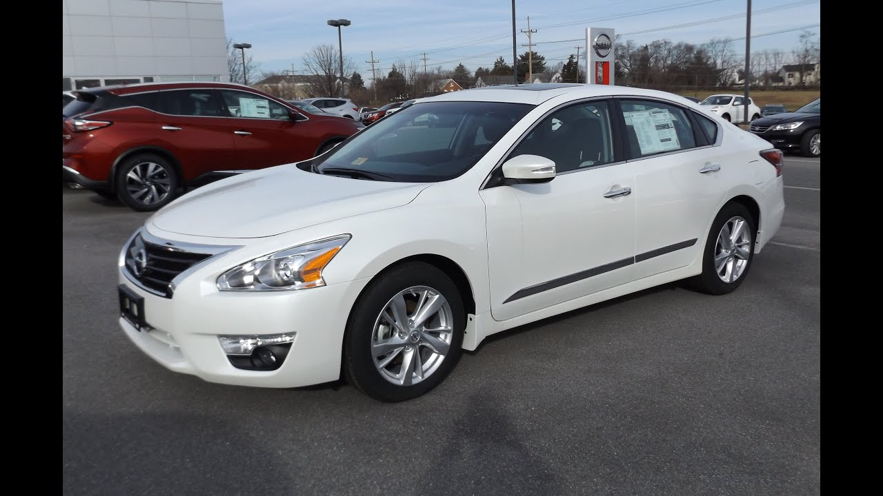 46 The 2015 Nissan Altima Specs