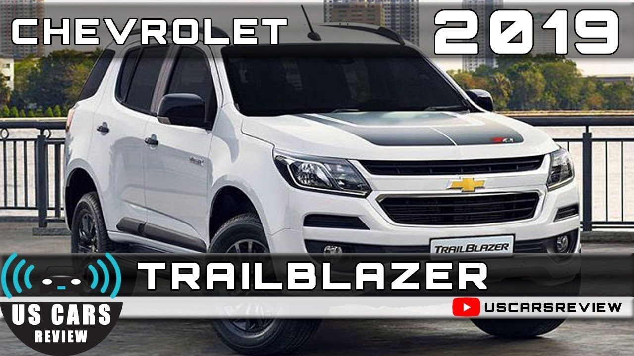 46 The Best 2019 Chevrolet Trailblazer Ss Reviews