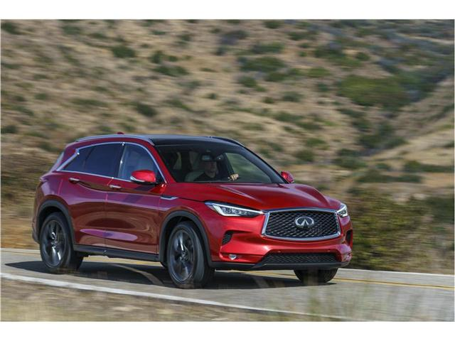 48 The The Infiniti Qx50 2019 Trunk Specs And Review Configurations