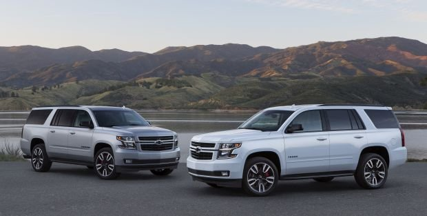 49 The Best 2020 Chevrolet Tahoe Release Date Pricing