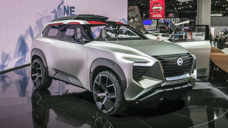 49 The Nissan Concept 2020 Suv Review