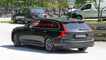50 Best Volvo S90 2020 Facelift 2 Picture