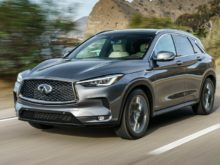 53 A New 2019 Infiniti Qx50 Horsepower Review Wallpaper