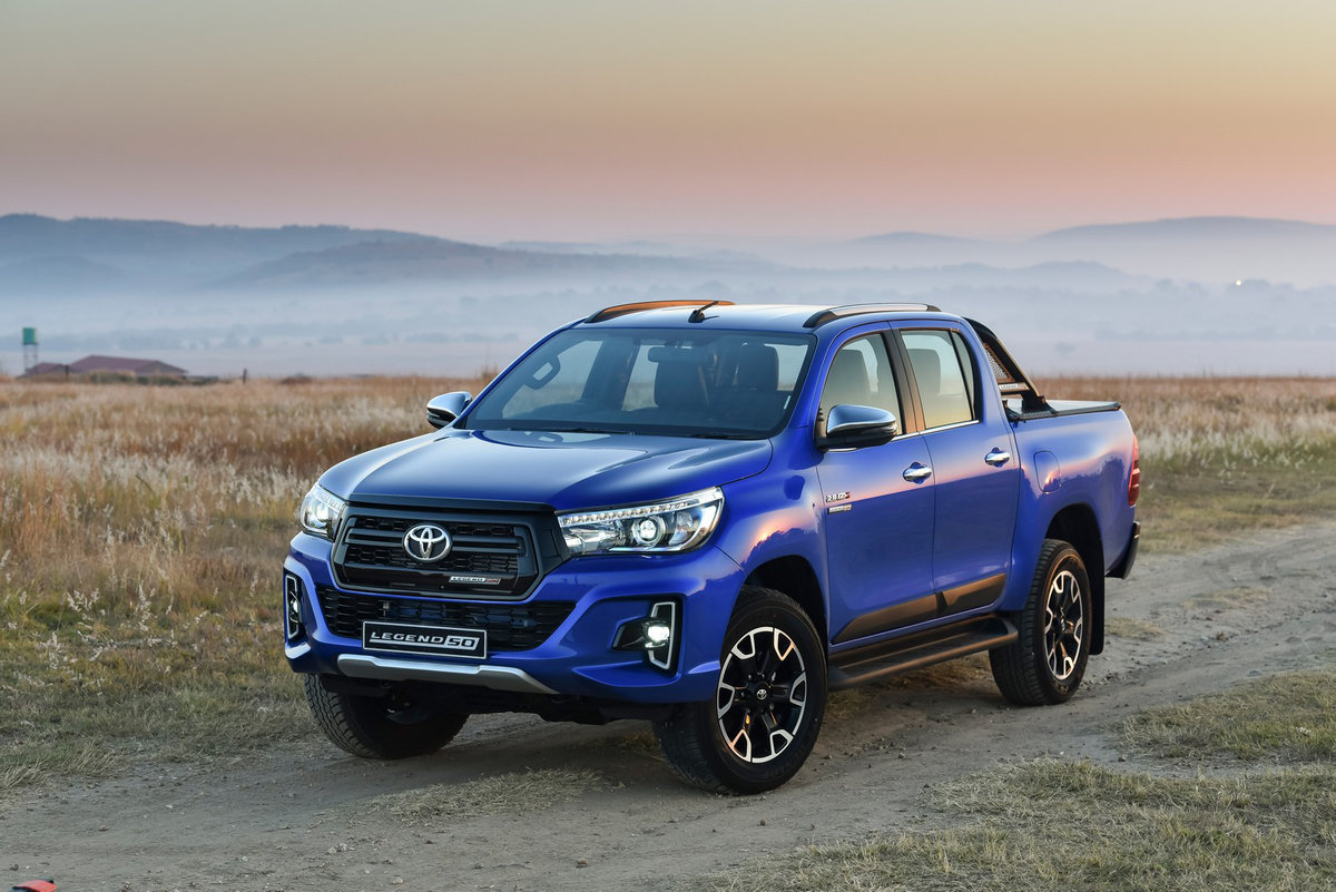 53 A The Toyota Legend 50 2019 New Interior Ratings