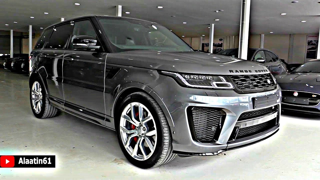 53 All New 2019 Range Rover Sport Review And Release Date