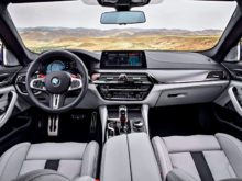 54 A Bmw M5 2020 Concept and Review