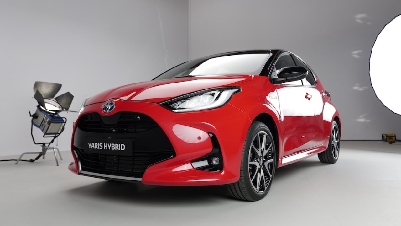 54 A Toyota Yaris 2020 Concept New Review