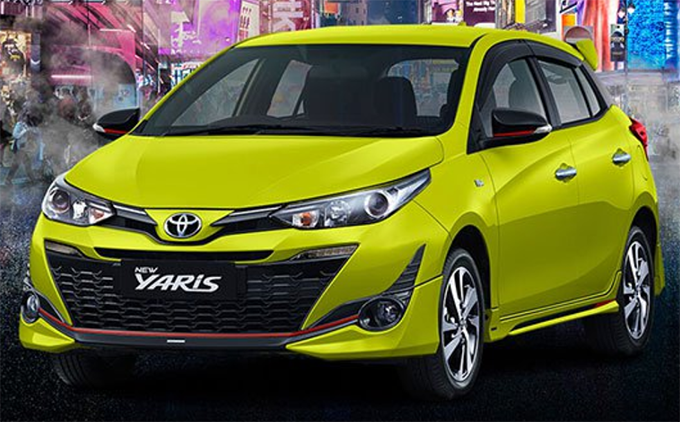 54 New Toyota Yaris 2020 Concept Pictures