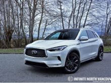 54 The New 2019 Infiniti Qx50 Horsepower Review Review