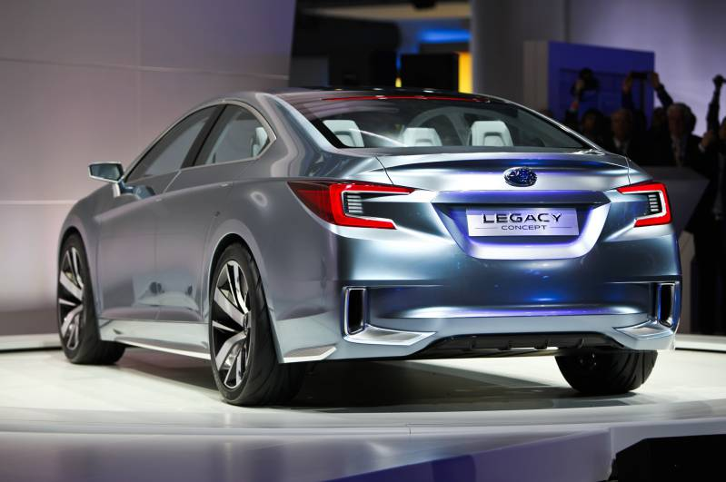 55 Best The Subaru Legacy Gt 2019 Performance New Model And Performance