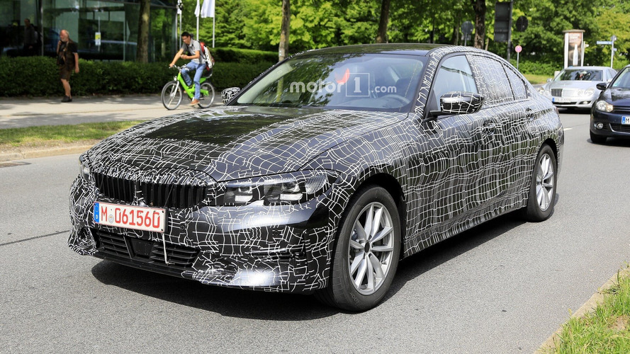 55 New Spy Shots Bmw 3 Series Images