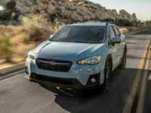 57 A New 2019 Subaru Crosstrek Khaki New Concept Pictures